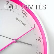 EXCLUSIVITES