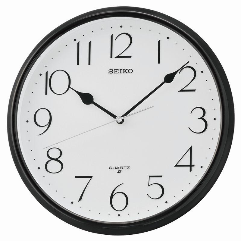 Horloges Murales Seiko Seiko Horloges Et Réveils E Boutique Officielle