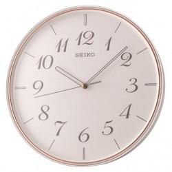 Horloge murale blanc mat Seiko QXA739WN