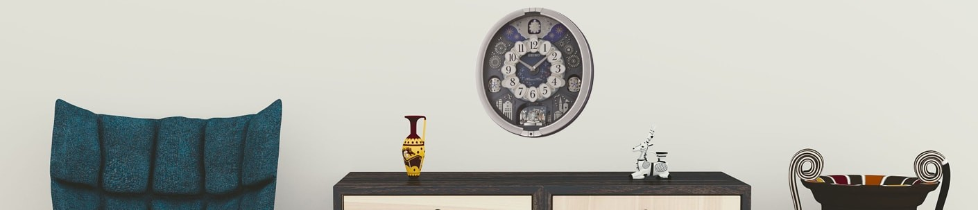 Horloges animées