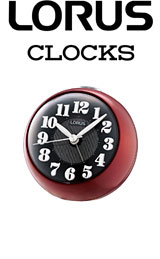 Lorus Clocks